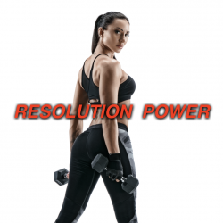 RESOLUTION POWER