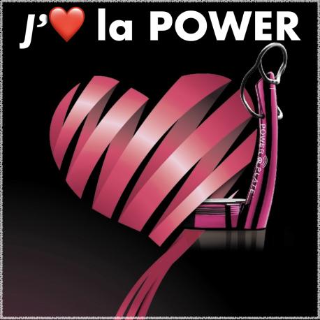 J'❤️ la POWER PLATE