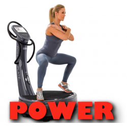 10 séances de POWER PLATE
