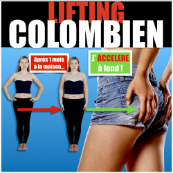LIFTING COLOMBIEN -  TARIF EXCEPTIONNEL 6 séances