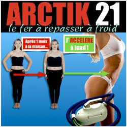 ARCTIK 12 séances  - TARIF EXCEPTIONNEL