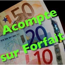 ACOMPTE 240€